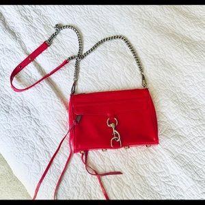 Rebecca Minkoff Bags - • rebecca minkoff • hot pink mac crossbody